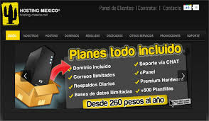 Hosting -mexico analisis