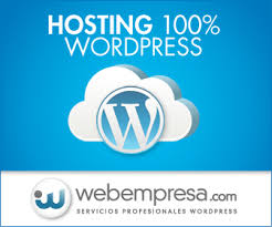 WebEmpresa Opinion y Analisis hospedaje wordpress