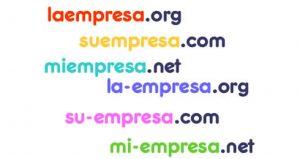 Como elegir un nombre de dominio para mi pagina o blog